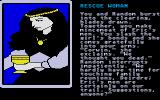 Nine Princes in Amber Atari ST Rescuing a woman