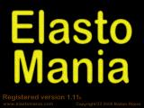 Elasto Mania Windows Title screen