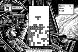 Tetris Macintosh Level 9 (B&W version)