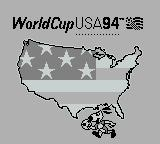 World Cup USA 94 Game Boy Here comes the mascot.