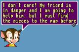 An American Tail: Fievel's Gold Rush Game Boy Advance Dialogue