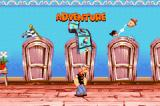 Popeye: Rush for Spinach Game Boy Advance There are several different game modes, including a story mode (called the Adventure mode here.)