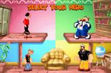Popeye: Rush for Spinach Game Boy Advance You can choose between Olive Oyl, Popeye, J. Wellington Wimpy or Bluto.