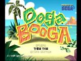 Ooga Booga Dreamcast Main menu
