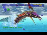 Thunder Force V: Perfect System PlayStation This is the only stage that bears any improvements from the Saturn original.