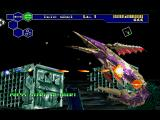 Thunder Force V: Perfect System PlayStation Don't believe the hype.