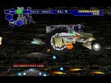 "Thunder Force V: Perfect System PlayStation The game is nice enough to warn you of any incoming enemies with large ""Danger"" arrows."