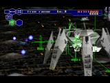 Thunder Force V: Perfect System PlayStation The most difficult of the first three bosses - Armament Armed Arm!