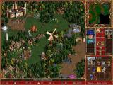 Heroes of Might and Magic III: Armageddon's Blade Windows Conflux, several new buildings and new hero on adventure map