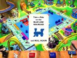 Monopoly Junior Windows A chance card