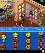 The OC J2ME Grab all the smileys in this mini-game to keep a good conversation going.