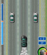 The OC J2ME The driving mini-game