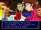 Thousand Arms PlayStation Thousand Arms never fails to entertain with its dialogue