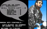 Harley-Davidson: The Road to Sturgis Amiga Select your skills