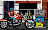 Harley-Davidson: The Road to Sturgis Amiga At the gas station