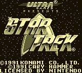 Star Trek: 25th Anniversary Game Boy Title Screen