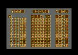 Off Shore Warrior Amstrad CPC High scores