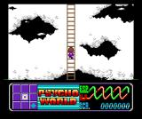 Psychic World MSX What a long ladder