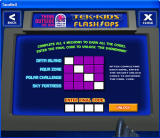 Tek-Kids Flash-Ops: Mission: Polar Challenge Windows This is the screen to unlock the secret game