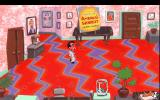 Leisure Suit Larry 5: Passionate Patti Does a Little Undercover Work DOS Starting location