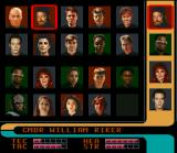 Star Trek: The Next Generation - Echoes from the Past SNES Assembling an away team