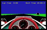 Revs Commodore 64 Practice run