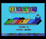 Malaika: Prehistoric Quest MSX World overview