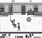 The Punisher: The Ultimate Payback! Game Boy After, you get the gang members, Spider-Man rescues the hostage.  Why he makes you do all the dirty work while grabbing the glory for himself is not explained.