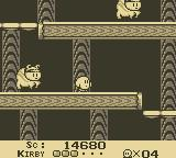 Kirby's Dream Land Game Boy Bad Pig
