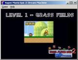 Super Mario Epic 2: Dream Machine Windows Level start