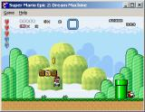 Super Mario Epic 2: Dream Machine Windows Familiar enemies, standard level interaction