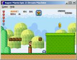 Super Mario Epic 2: Dream Machine Windows My old nemesis, the psych-you-out poison mushroom from the Japanese SMB2!