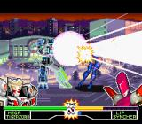 Mighty Morphin Power Rangers: The Fighting Edition SNES The devastating power of Mega Tigerzord's Super Move Pheniox Strike went too much for Lipsyncher...