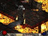 Diablo II: Lord of Destruction Windows No matter the similarity of some places, Blizzard made a whole set of different mosters to battle with, not one will be familiar to you.