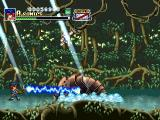 Rapid Reload PlayStation A jungle stage in a side-scrolling run'n'gun? Now, where else have we seen that? Oh, right, right
