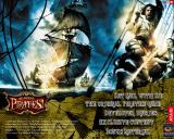 Sid Meier's Pirates! (Limited Edition) Windows The bonus DVD main menu.