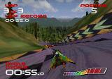 WipEout SEGA Saturn The first track is incredibly easy.