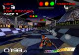WipEout SEGA Saturn In graphics department the Saturn Wipeout can easily hold its own against the PC and PS1 versions.