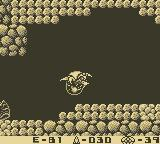 Metroid II: Return of Samus Game Boy The first Metroid encounter.