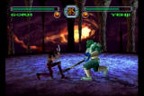 Criticom SEGA Saturn Gorm vs. Yenji