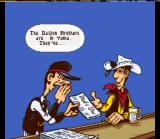 Lucky Luke SNES Dialogue before level begins