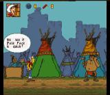 Lucky Luke SNES Another Duel with tough Indian...