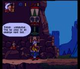 Lucky Luke SNES You have completed Totem Pole til Sunset...