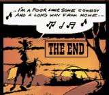 Lucky Luke SNES The End