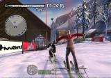 SSX on Tour GameCube Watch out for skiiers!!