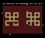 Grid Wars MSX Just make the right turns here