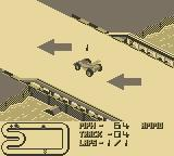Super R.C. Pro-Am Game Boy Over the Bridge