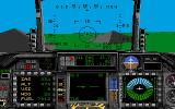 F-16 Combat Pilot Amiga Always try to fly below 500 feet to avoid radar detection.