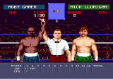 "Evander Holyfield's ""Real Deal"" Boxing Genesis And we have a winner!"