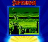 Superman Game Boy Slipping between two guys with jet-packs